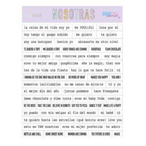 stickers nosotras