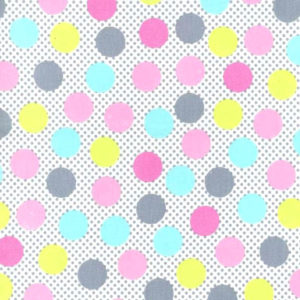 Tela Adorable Dots - Michael Miller
