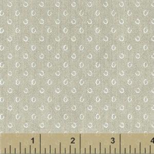 Tela Atlas gris de Windham Fabrics