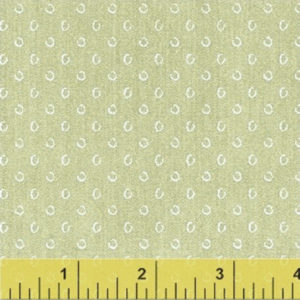 Tela Atlas color hueso de Windham Fabrics