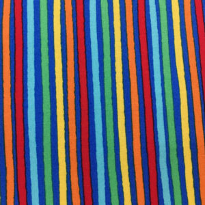 Tela Rayas de colores - Michael Miller