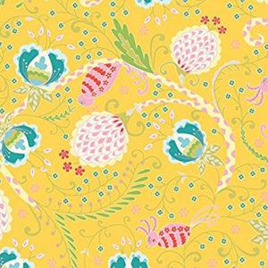 Tela Bird of Paradise - Free Spirit Fabrics