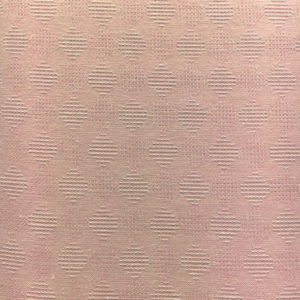 Tela Japonesa rosa claro rombos