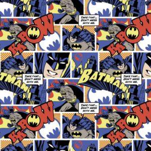 tela batman color pop comics