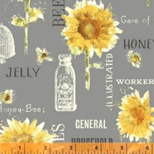 Tela Bee My Sunshine - Windham Fabrics