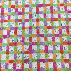 Tela Colorida - Quilting Treasures