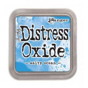 tinta distress oxide salty ocean
