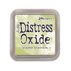 tinta distress oxide shabby shutters