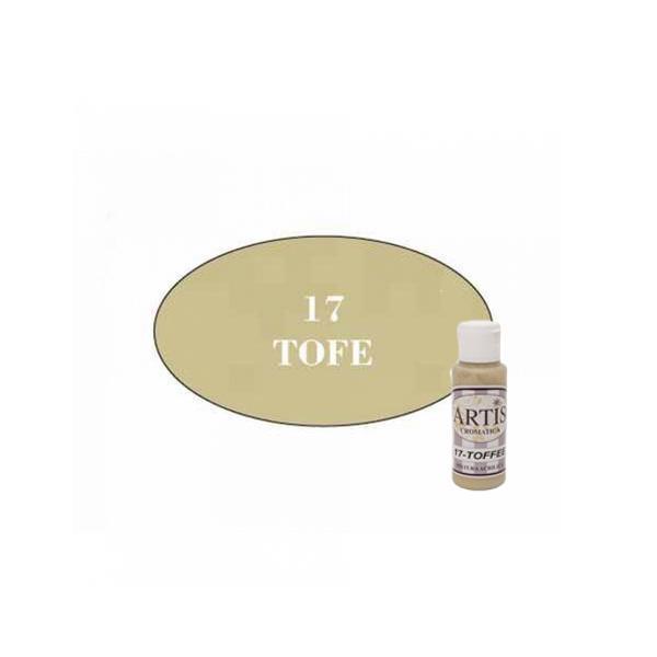 pintura acrilica toffee 17 dayka
