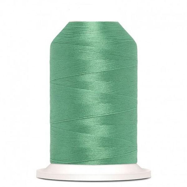 Hilo Aerolock verde azulado