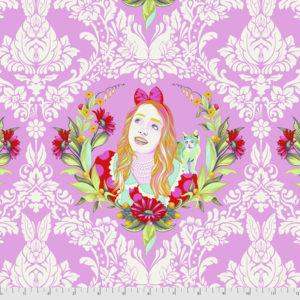 tela alicia rosa curioser an curioser