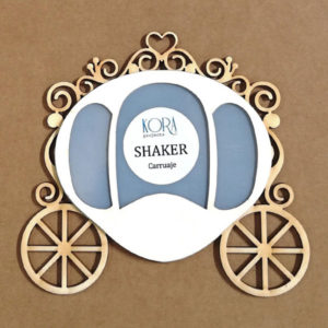 Shaker Carruaje