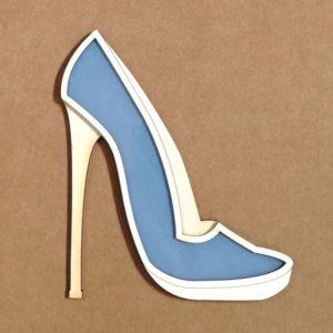 Shaker Zapato de tacón