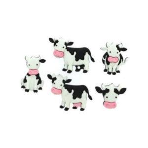 Botones Vacas