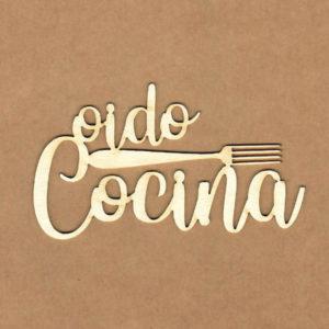 Maderita Oído Cocina