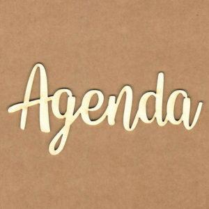 Maderitas Agenda