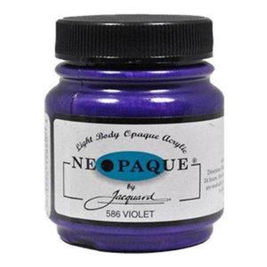 pintura neopaque violeta