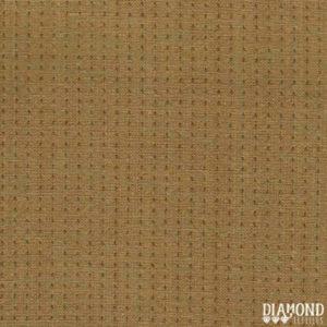 Tela Japonesa marrón mini rayas