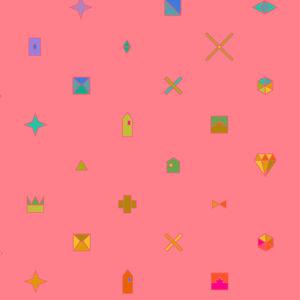 tela trinket rosa