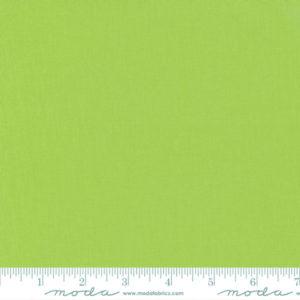 Tela Bella Solids Verde Lima
