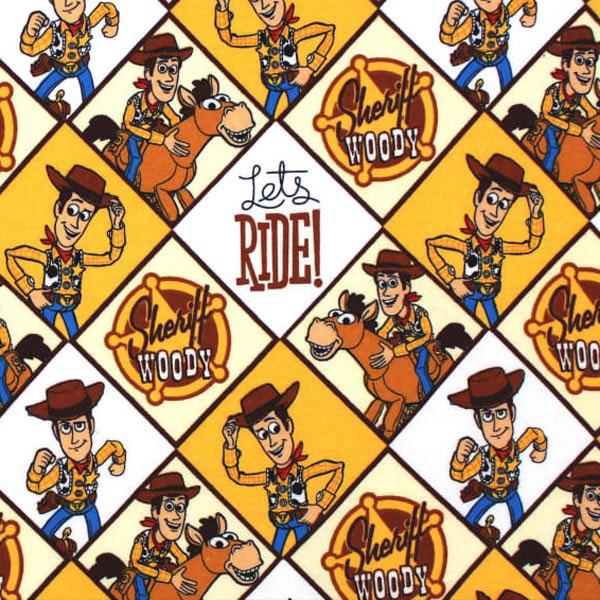 Fat Quarter Sheriff Woody