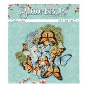 adornos transparentes bloomsbury