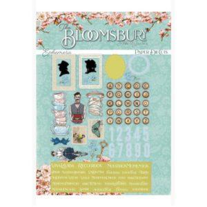 die cuts bloomsbury