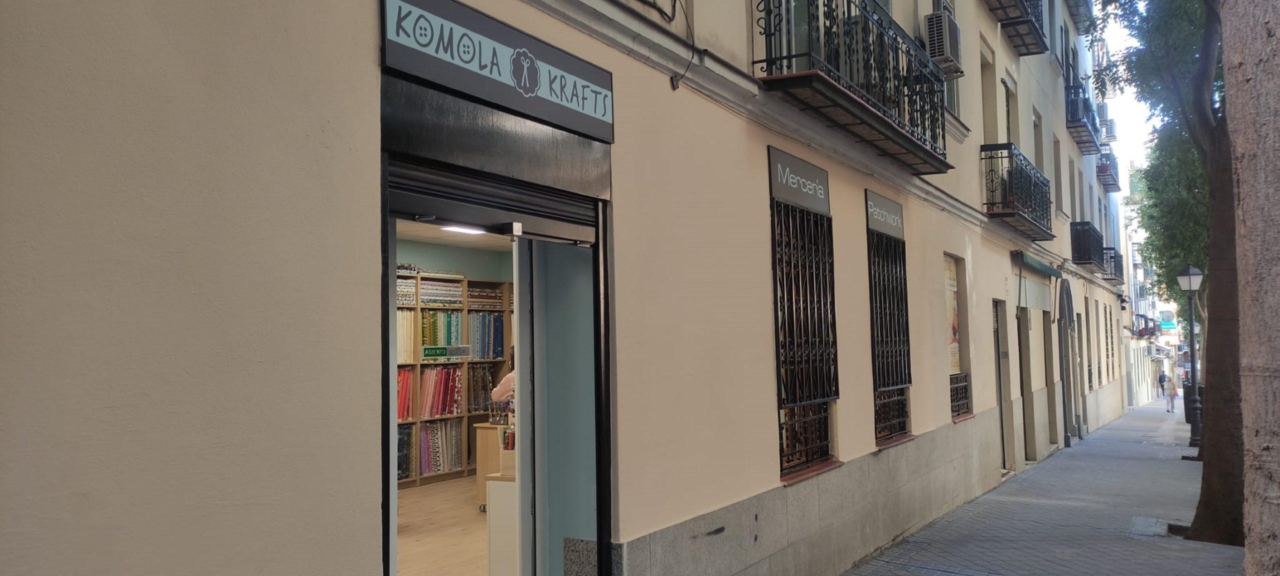 Tienda de Manualidades en Madrid