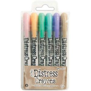Distress Crayons modelo 5