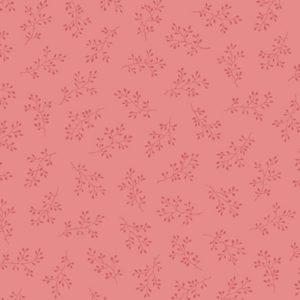 tela con estampados de flores