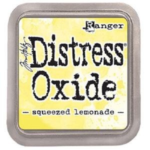 tinta distress ink squeezed lemonade
