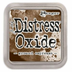 tinta distress oxide Ground Espresso
