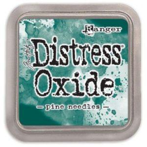 tinta distress oxide pine needless