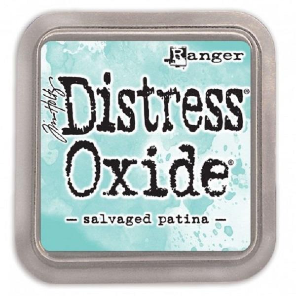 tinta distress oxide salvagd patina