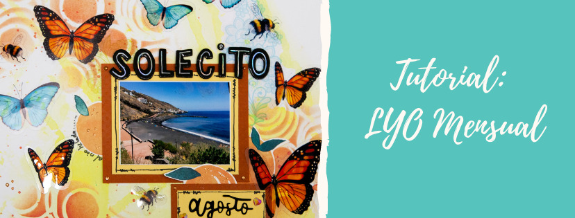 Proyecto Layout mensual agosto