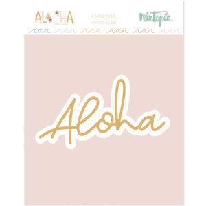 Troquel Aloha