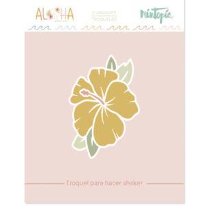 Troquel Flor de hibisco