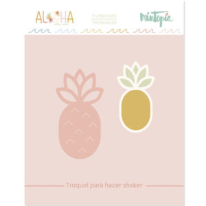 Troquel Piña Aloha