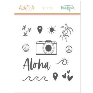 Sello Aloha Verano