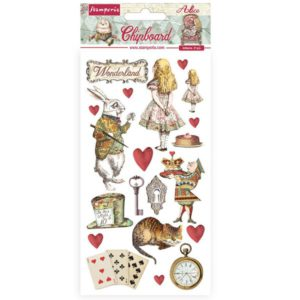 chipboards alice