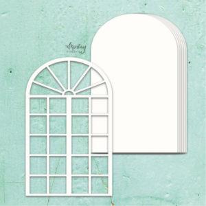 Base de Álbum Window