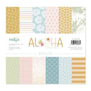 pad papeles basicos aloha