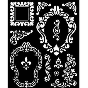 stencil marcos alice