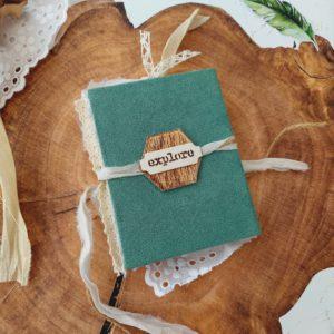 Tutorial Mini álbum con una hoja de papel