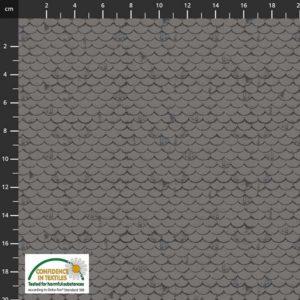 tela tejado gris