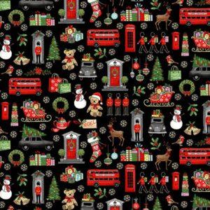 TELA LONDON CHRISTMAS