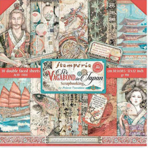 Kit papeles Sir Vagabond in Japan