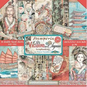 Papeles colección Sir Vagabond in Japan