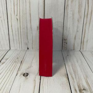 Cinta Bies color rojo