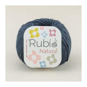 rubi natural negro